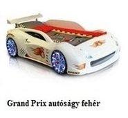 Grand Prix autóságy fehér