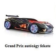 Grand Prix autóságy fekete